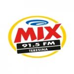 Logo da emissora Rádio Mix 91.5 FM