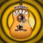 Logo da emissora Rádio Ecoar