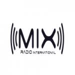Logo da emissora Radio Mix International