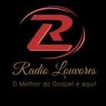 Logo da emissora Rádio Louvores