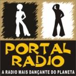 Logo da emissora Portal Rádio