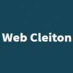 Logo da emissora Rádio web Cleiton