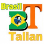 Logo da emissora Rádio Amici Del  Talian