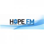 Logo da emissora Hope FM