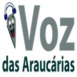 Logo da emissora Rádio Voz Das Araucárias