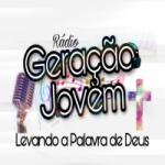 Logo da emissora Rádio Geração Jovem