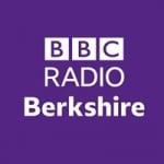 Logo da emissora BBC Radio Berkshire 104.4 FM