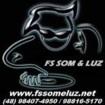 Logo da emissora Rádio FS