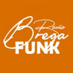 Logo da emissora Rádio Brega Funk