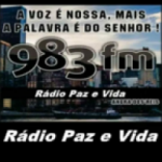 Logo da emissora Rádio Paz E Vida FM