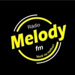 Logo da emissora Rádio Melody
