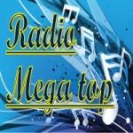 Logo da emissora Rádio Mega Top