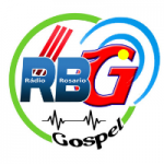 Logo da emissora Rádio Rosário Brasil Gospel