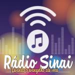 Logo da emissora Rádio Sinai