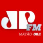 Logo da emissora Rádio Jovem Pan 88.1 FM