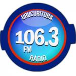 Logo da emissora Rádio Urucurituba