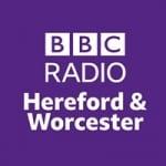 Logo da emissora BBC Radio Hereford & Worcester 104.0 FM