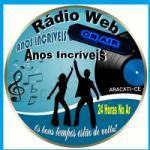 Logo da emissora Rádio Web Anos Incríveis