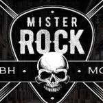 Logo da emissora Mister Rock Web Rádio