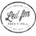 Logo da emissora Rádio Led FM