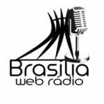 Logo da emissora Brasília Web Rádio
