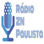Logo da emissora Rádio ZN Paulista