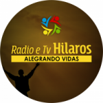 Logo da emissora Rádio Hilaros