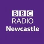 Logo da emissora BBC Radio Newcastle 95.4 FM