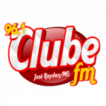 Logo da emissora Rádio Clube FM Raydan