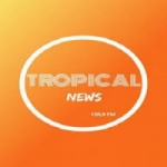 Logo da emissora Tropical News