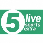 Logo da emissora Radio BBC R5 LiveSport X International DAB