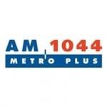 Logo da emissora Radio Metro Plus 1044 AM