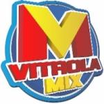 Logo da emissora Rádio Vitrola Mix