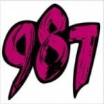 Logo da emissora FM 987