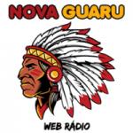 Logo da emissora Rádio Nova Guaru