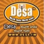 Logo da emissora DesaFM
