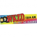 Logo da emissora WKZD 105.3 FM