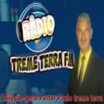 Logo da emissora Rádio Treme Terra FM