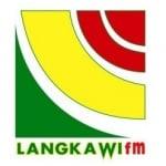 Logo da emissora Malaysia Langkawi FM