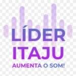 Logo da emissora Rádio Líder Itaju FM