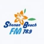 Logo da emissora Beach 78.9 FM