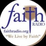 Logo da emissora WLBF 89.1 FM Faith Radio