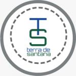 Logo da emissora Rádio Terra De Santana