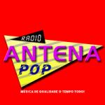 Logo da emissora Rádio Antena Pop