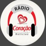 Logo da emissora Radio Web Coração Noticias