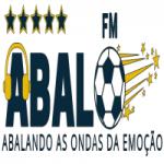 Logo da emissora Abalo FM