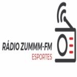 Logo da emissora Rádio Zum FM Esportes