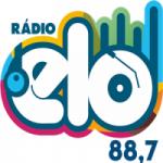 Logo da emissora Rádio Elo 88.7 FM