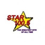 Logo da emissora WLDA 100.5 FM