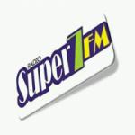 Logo da emissora Rádio Super 7 FM